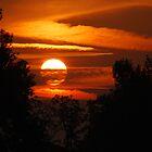 An August Sunrise by mltrue