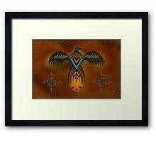Eagle's Journey Framed Print