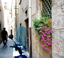 Backstreets of Ascoli by diLuisa Photography