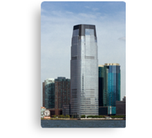 Goldman Sachs Tower, New Jersey, USA Canvas Print