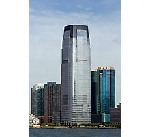 Goldman Sachs Tower, New Jersey, USA Photographic Print