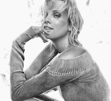 Charlize Theron by kadiliis