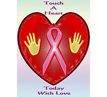 Breast Cancer Awareness (October Month) Photographic Print
