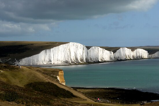 Hope Gap & the Seven Sisters by mikebov