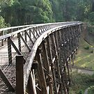 Trestle Bridge by aldemore