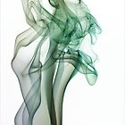 Dancing Smoke  by rjcolby