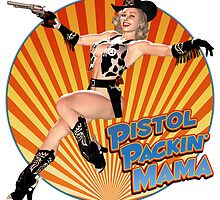 Pistol Packin' Mama (sweet) by CWR63