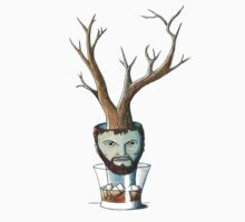 Drink Tree Head by Karl Whitney