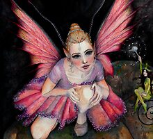 I believe in faeries by KimTurner
