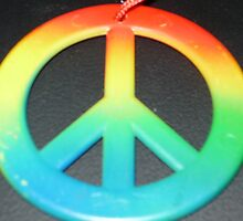 Peace Babe! by Bea Godbee