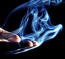The Ethereal Beauty of Smoke by jayhoque