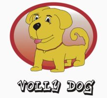 Volly Dog Shirt by Marko Palm