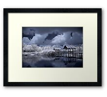 Lost World Framed Print