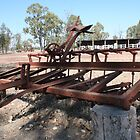 Rust Old Plough by columboola