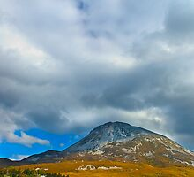 Errigal Mountain by De-aRt