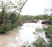 Punchbowl Creek, Columboola by columboola