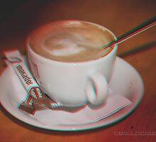 'Le Caffeine' 3D by StarKatz