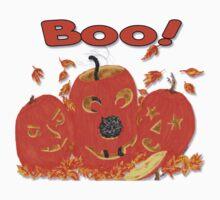 Boo! by artbyjehf