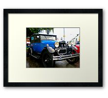 Fix Or Repair Daily...FORD Framed Print