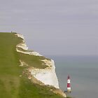 Beachy Head Lighthouse, Eastbourne by Richard Edwards