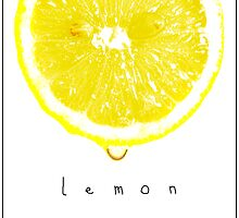 Lemon by cas slater
