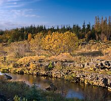 Autumn in Iceland by Stefán Kristinsson