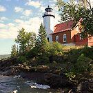 Eagle Harbor Lighthouse by Lynne Prestebak