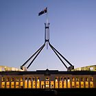 Parliament House by Paul Dean