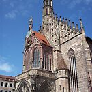 Cathedral, Nuremberg by cassandragrj