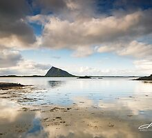 Lofoten Islands - Norway by Andreas Stridsberg