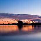 Clive Estuary, nr Napier, Hawke's Bay, New Zealand by BS6 Photography