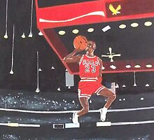 Air Jordan by lshelton