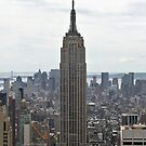 Empire State Building, Manhattan, New York, USA by jmhdezhdez