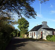 Rural Clare cottage by John Quinn