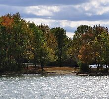 Autumn at Summit Lake State Park by mltrue