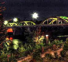 Grants pass bridge hdr2 by Jeannie Peters