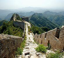 The Great Wall by Peter Hammer