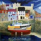 Aspects of East Neuk by Graham Clark
