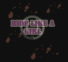 RIDE LIKE A GIRL by Kristi Bryant