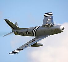 F86 Sabre by airwolfhound