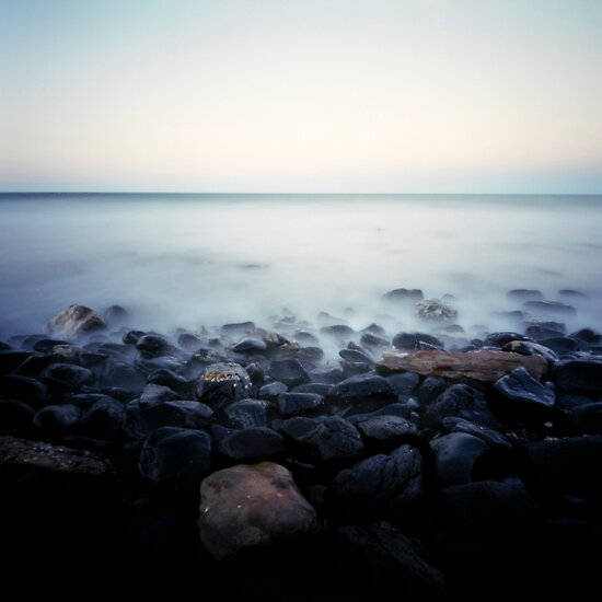 Lennox Head Pinhole by Sue Hammond