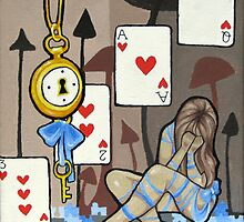 It's Just Not in The Cards by Katherine O'Harrow