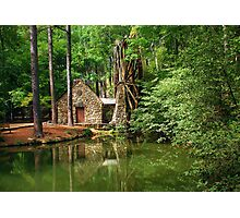 Berry College Mill Photographic Print