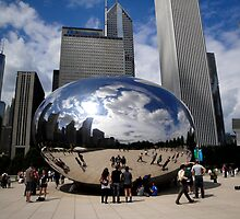 The Bean, Chicago, IL 1.0 by whitehouse