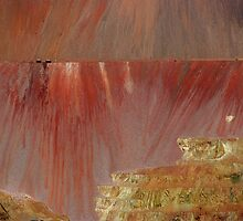 Morenci Mine  by Vicki Pelham