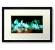 S'letric 22 Framed Print