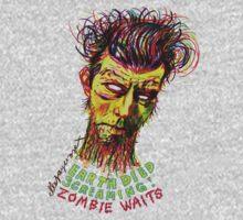 Zombie Waits by ellejayerose