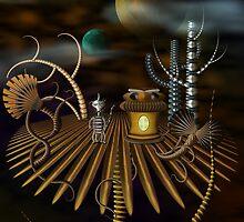 Small World by Cornelia Mladenova