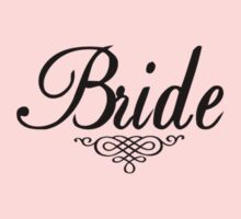 Bride by CJ B