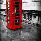Telephone Box by Jordan Brown